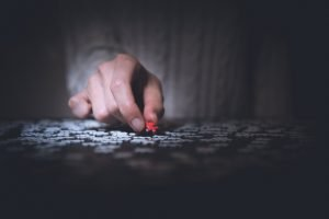 Puzzle pieces representing the announcement of the risk adjustment coefficients for 2018